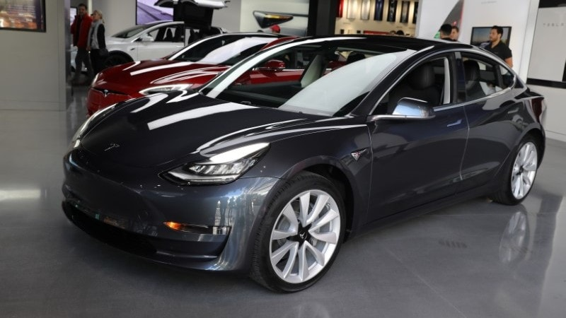 Tesla Says Model 3 Production Temporarily Shut Down ...
