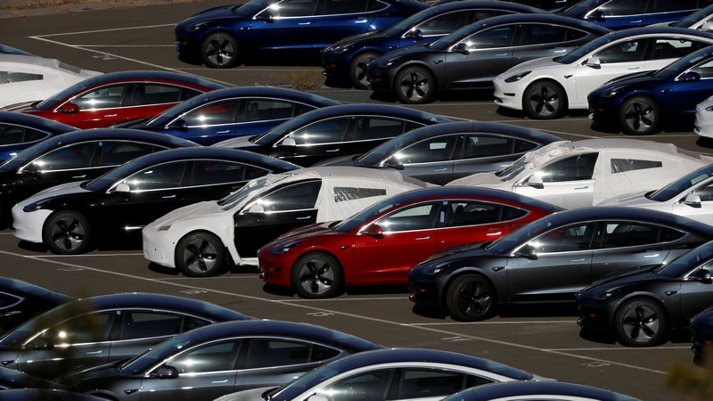 Tesla to Start Delivering Model 3 to China Buyers in March