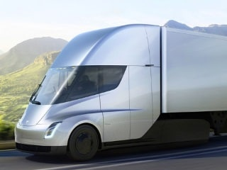 Tesla Semi Unveiled, Musk's Vision of an Electric Big-Rig Truck