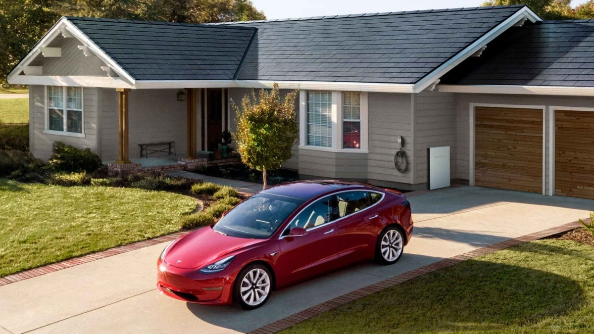 Tesla Solar Glass Roof Launched, Claimed to Be Easier to ...