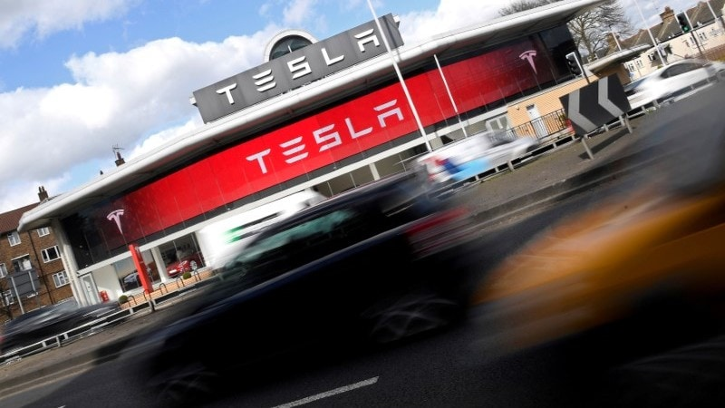 Tesla's Grohmann Said to Have Been Ousted After Clash With CEO Elon Musk