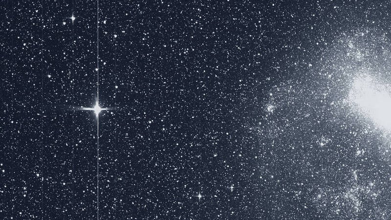 NASA's New TESS Telescope Shares First Image in Hunt for New Worlds
