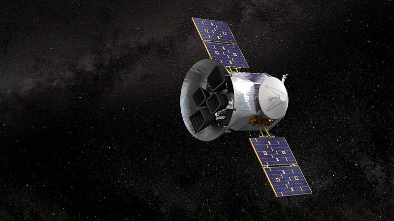 NASA Exoplanet Hunter TESS Finds Earth-Size Planet