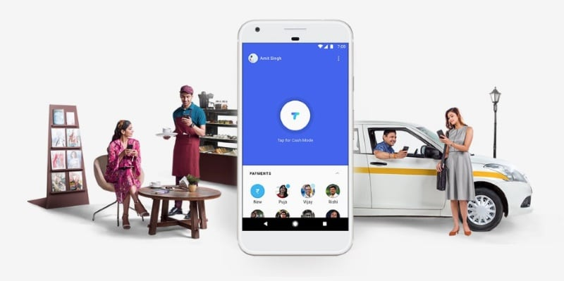Google Tez App Hits 5 Million Downloads on Play Store