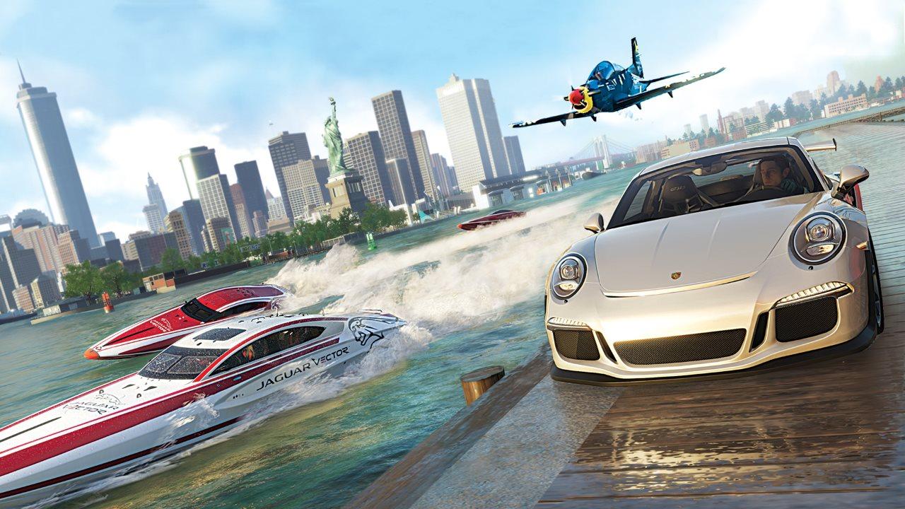 The Crew 2 Open Beta Announced at E3 2018