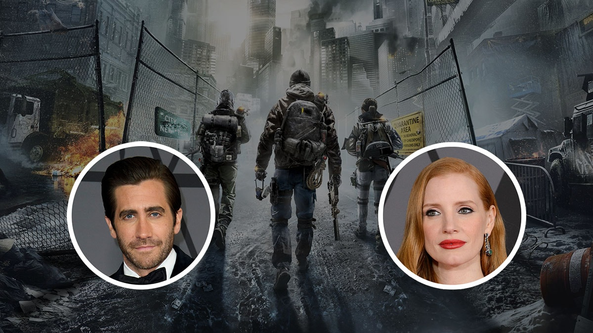 Netflix to Release The Division Movie Starring Jake Gyllenhaal, Jessica Chastain