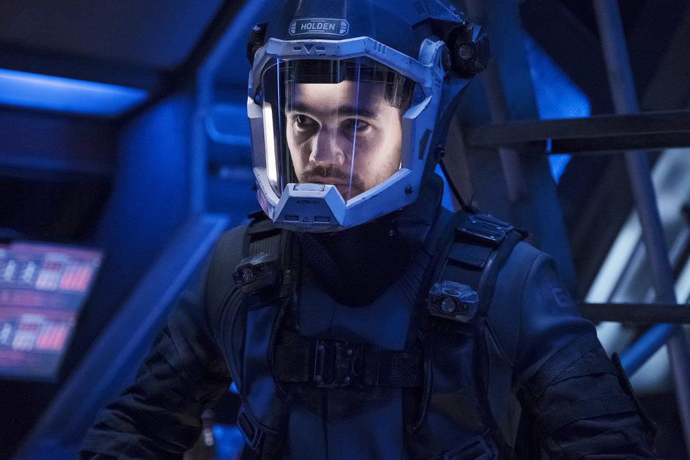 the expanse season 3 holden The Expanse season 3