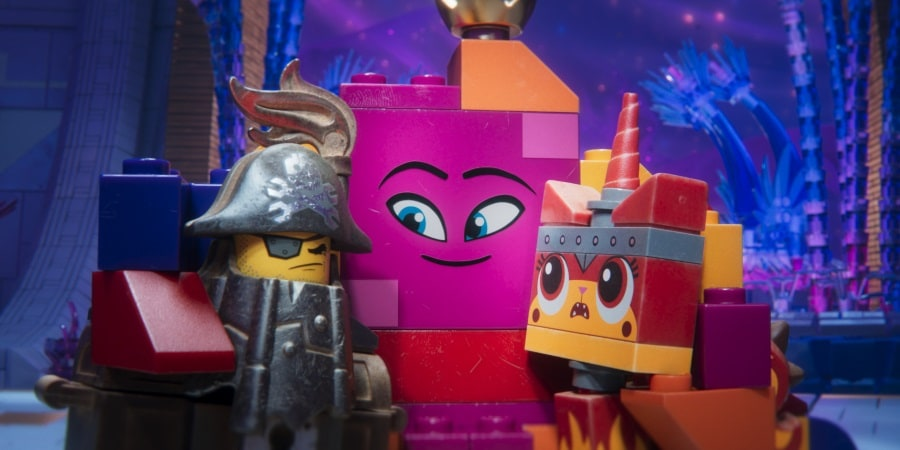 the lego movie 2 queen wateva wa nabi Lego Movie 2