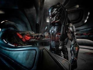The Predator Is Terrible at Being Funny, Funny When It's Terrible