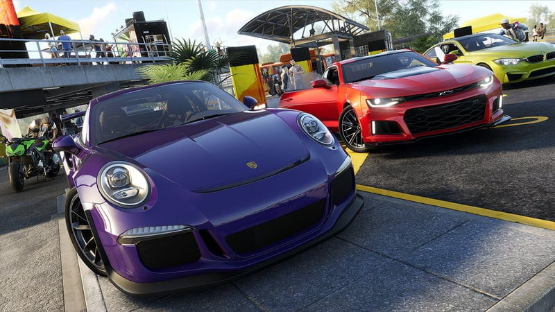 The Crew 2 beta features the entire open world, sign-ups now live