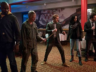 The Defenders: Marvel's Street-Level Heroes Team Up in First Trailer for Netflix Series