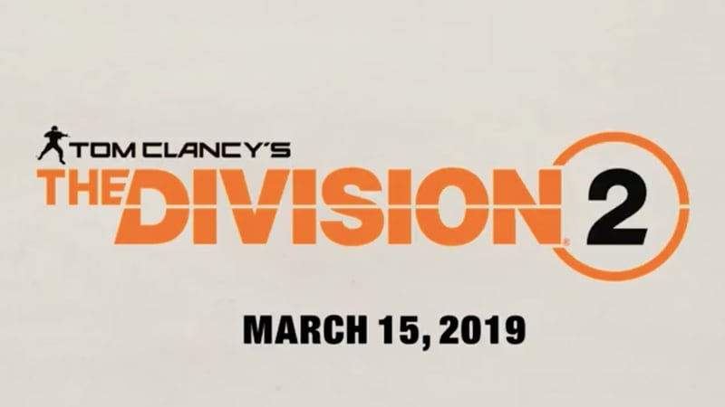 The Division 2 Can Be Played Solo: Ubisoft