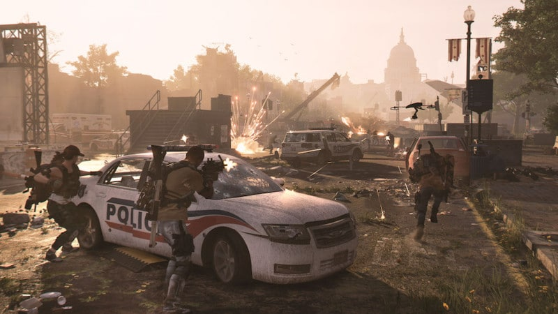 Ubisoft Warns of Division 2 Beta Crashes for 'Extended' Sessions