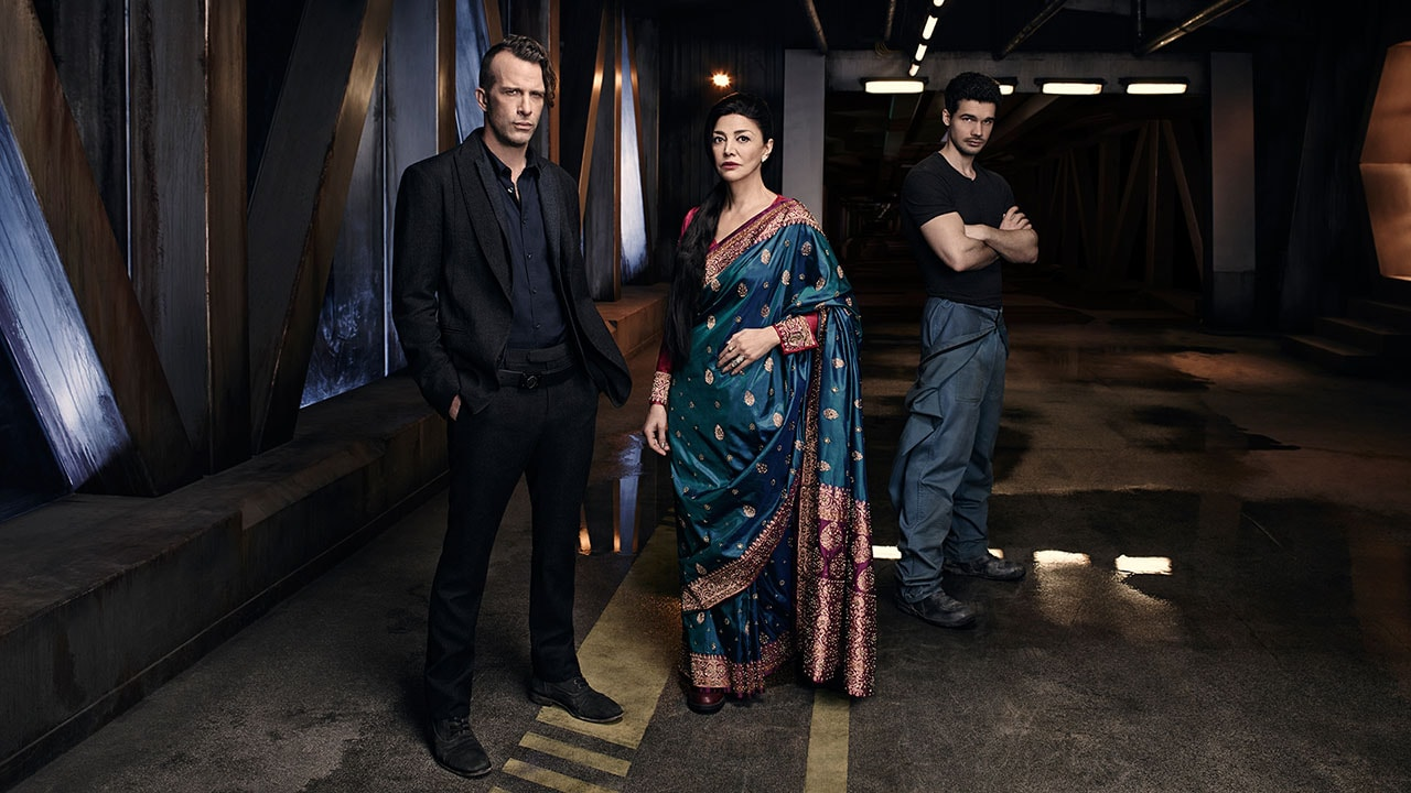 The Expanse Offers a Prescient Take on Earth's Future