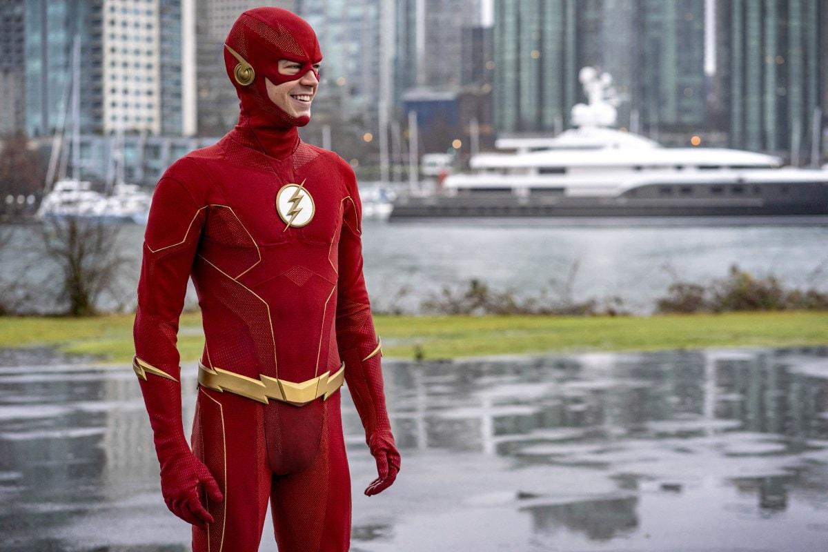 the flash season 6 The Flash season 6