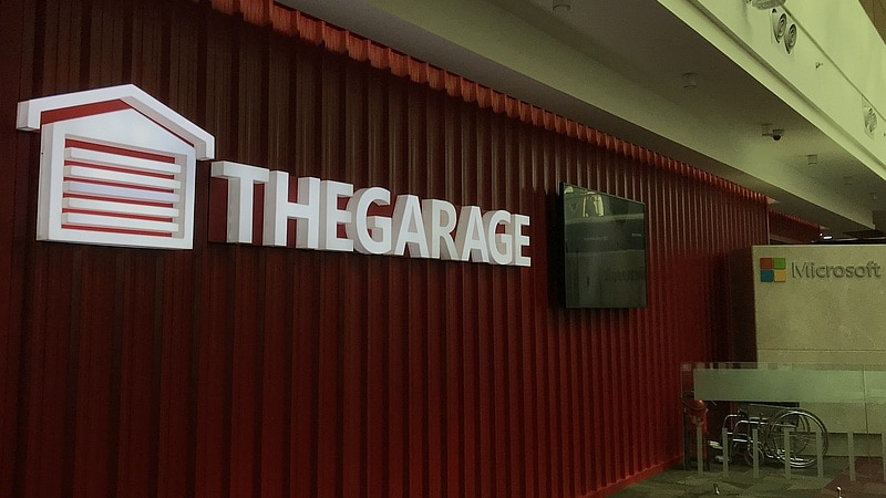 Microsoft opens 'Microsoft Garage' at its Hyderabad development centre