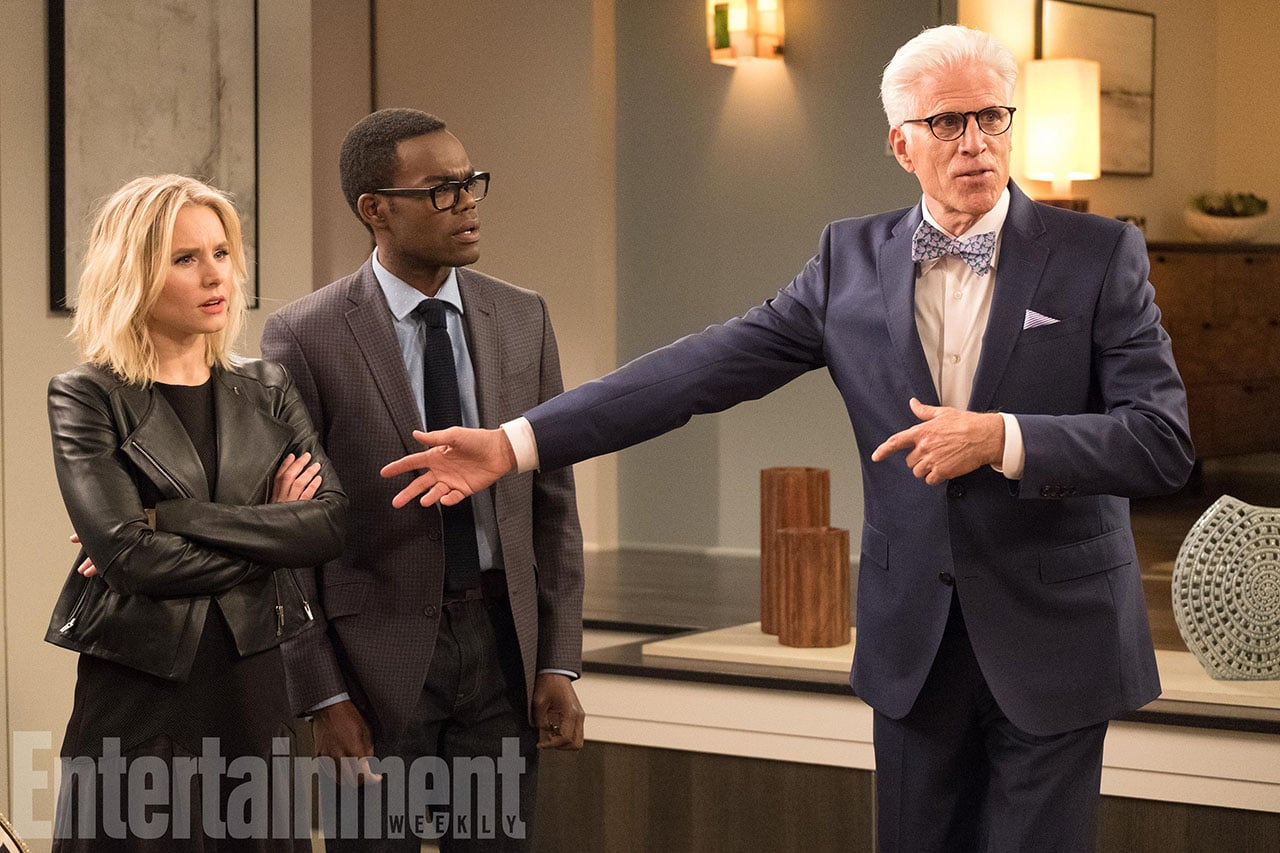 the good place The Good Place