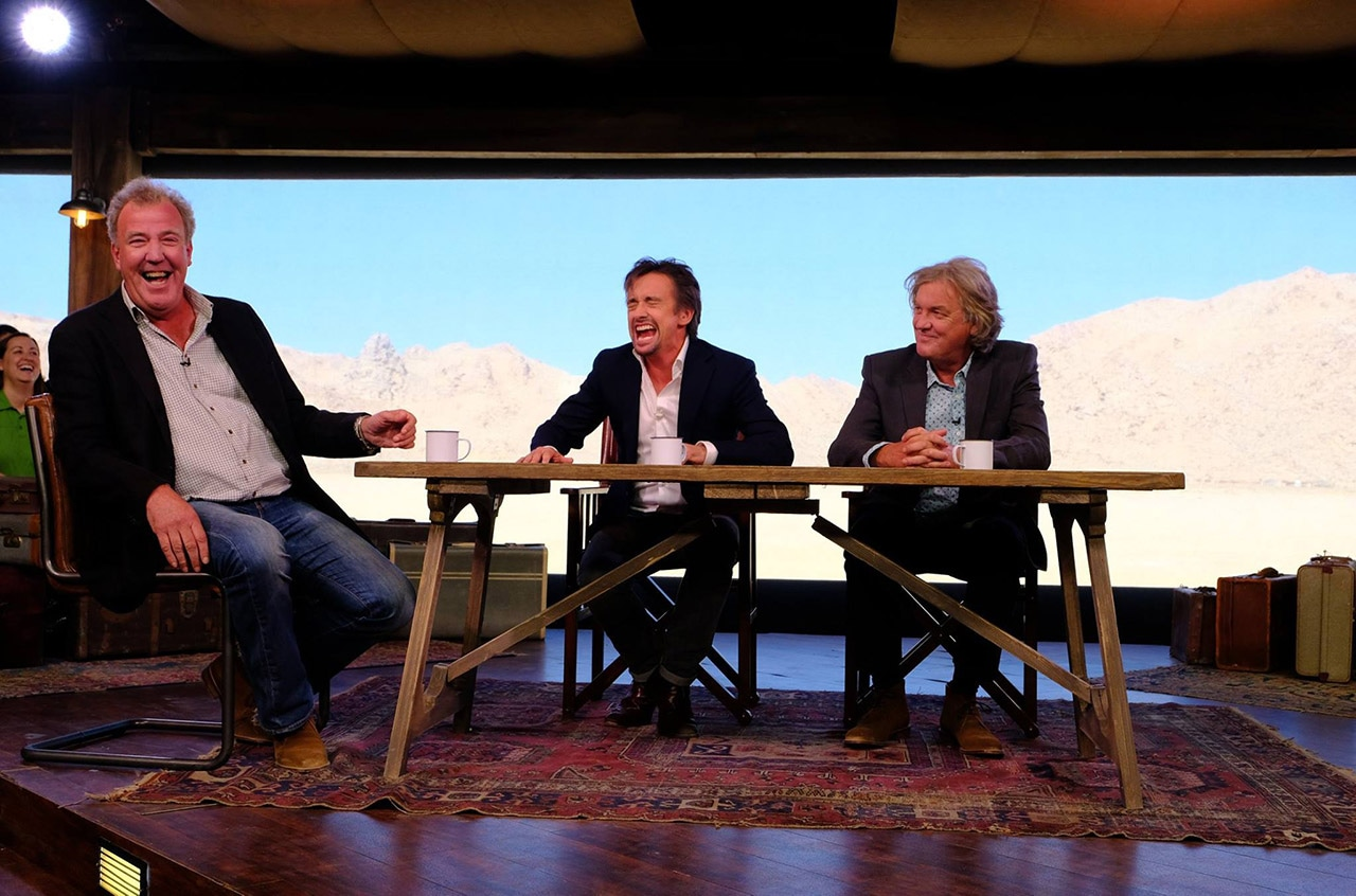 The Grand Tour Is Great Because It Stole the Best Thing About Top Gear