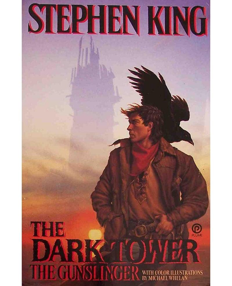 the gunslinger white The Gunslinger Stephen King