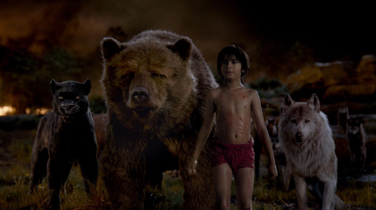 the jungle book The Jungle Book