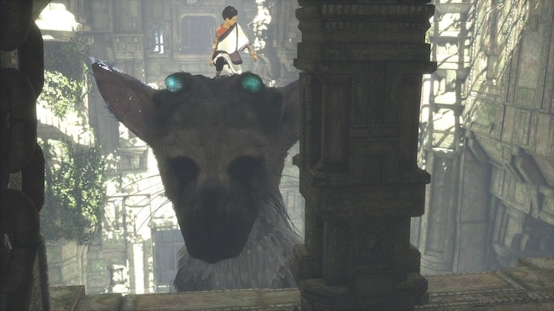 the last guardian boy riding trico the_last_guardian