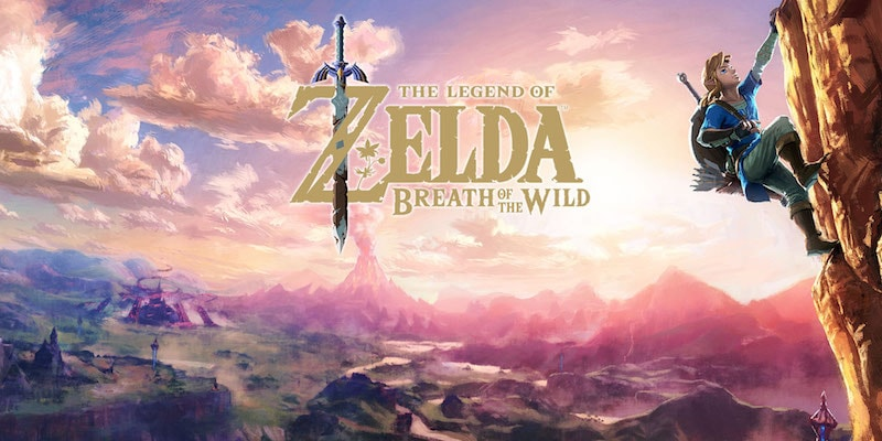 The Legend of Zelda: Breath of the Wild The Master Trials DLC - What