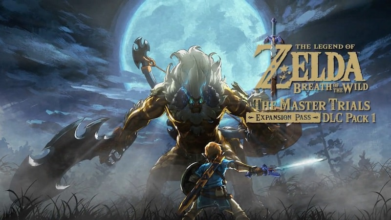 The Legend of Zelda: Breath of the Wild DLC Details and