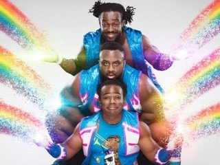 WWE's The New Day on WWE 2K17 Ratings, Nintendo Switch, Starbucks, and a Whole Lot More