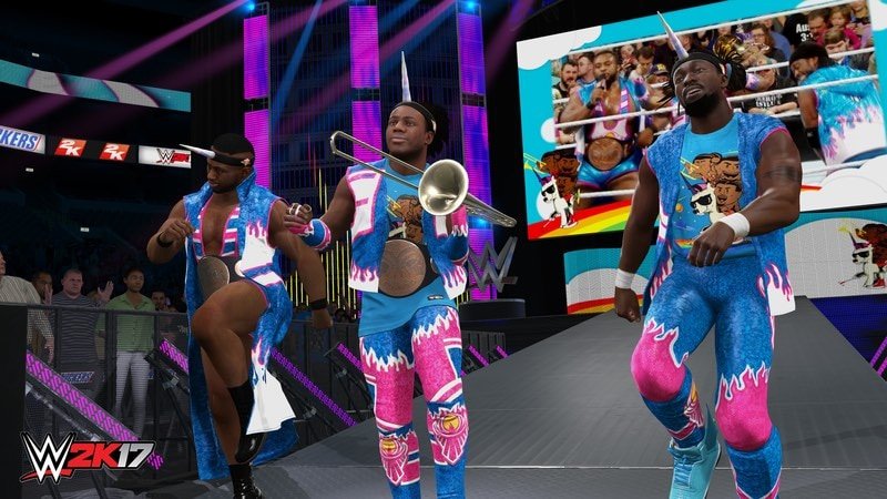 the new day wwe 2k17 the_new_day