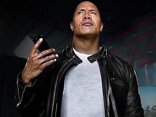 Siri Stars With Dwayne 'The Rock' Johnson in This Apple Ad