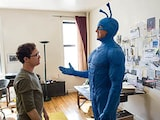 The Tick Superhero Reboot on Amazon Finds Humanity in Humour
