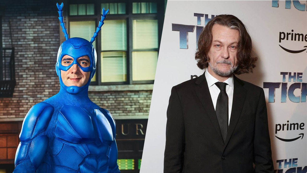 The Tick Creator Has a Five-Season Plan for New Amazon Show
