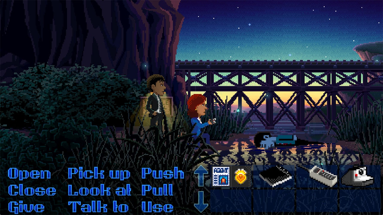 thimbleweed park review ui Thimbleweed Park review