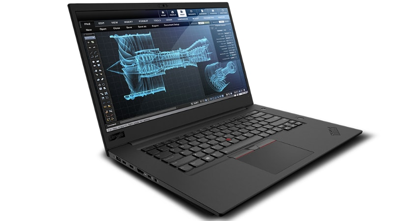 Lenovo ThinkPad P1 'Lightest and Thinnest' Laptop With Intel Xeon Processor Launched