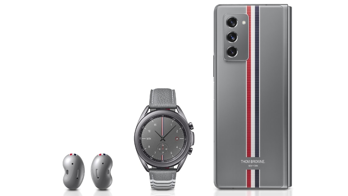 Samsung Galaxy Z Fold 2 Thom Browne Edition Price Revealed Available At 3 299 Technology News
