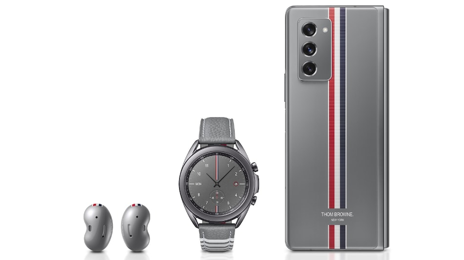Samsung Galaxy Z Fold 2 Thom Browne Edition Price Revealed, Available at $3,299