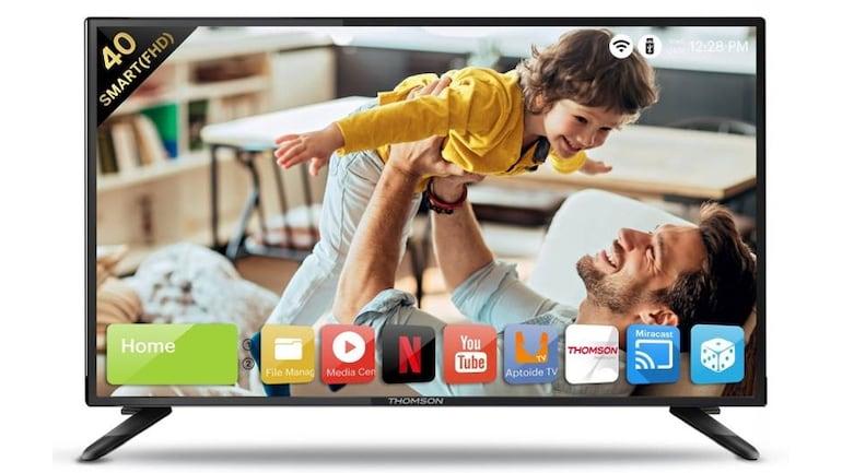 Thomson ने भारत में लॉन्च किए 3 स्मार्ट टीवी, कीमत 13,490 से शुरू