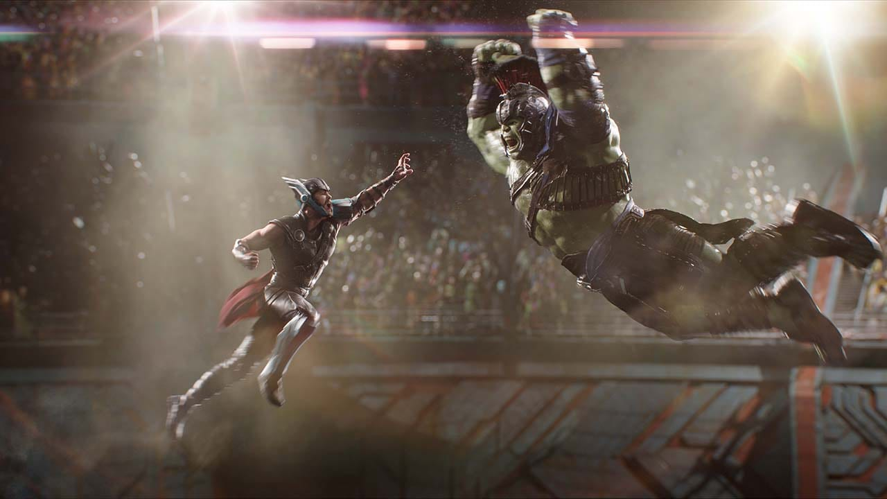 thor ragnarok thor hulk Thor Ragnarok