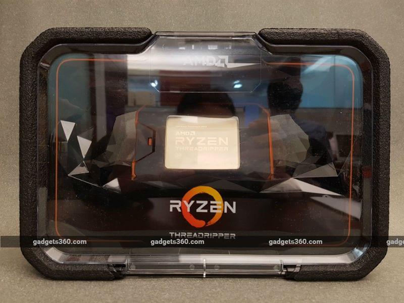 AMD Announces Second-Gen Ryzen Threadripper CPUs With Up to
