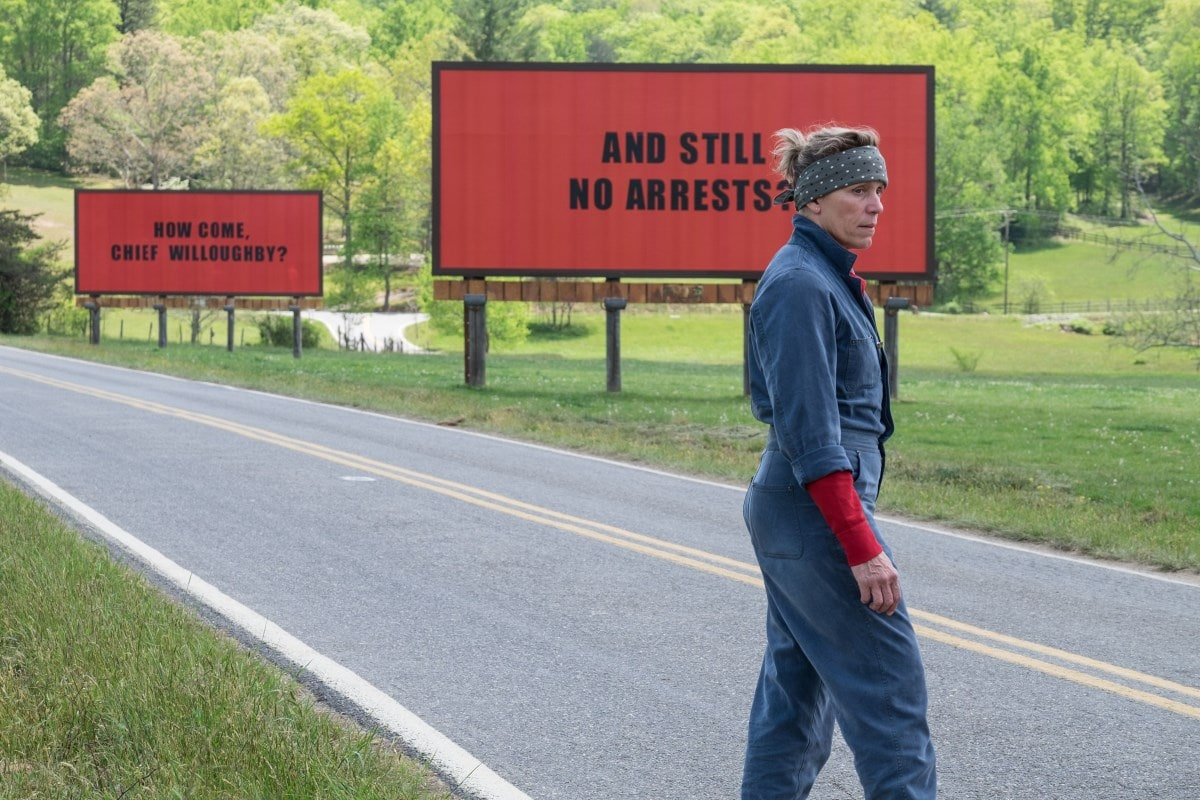 three billboards outside ebbing missouri Three Billboards Outside Ebbing Missouri