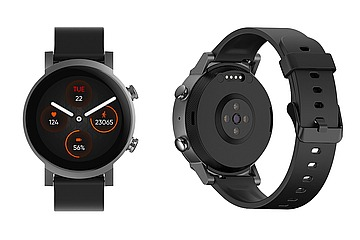 TicWatch E3 Powered by Snapdragon Wear 4100 SoC and Google Wear OS Launched in India
