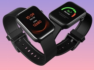 TicWatch GTH Smartwatch With Skin Temperature Sensor, 10 Days of Battery Life Launched in India