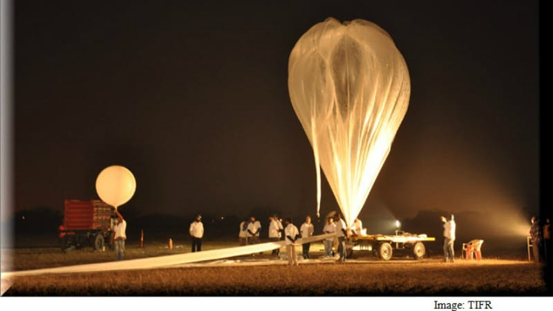 TIFR to Release 10 Balloon Flights With ISRO, Department of Atomic Energy
