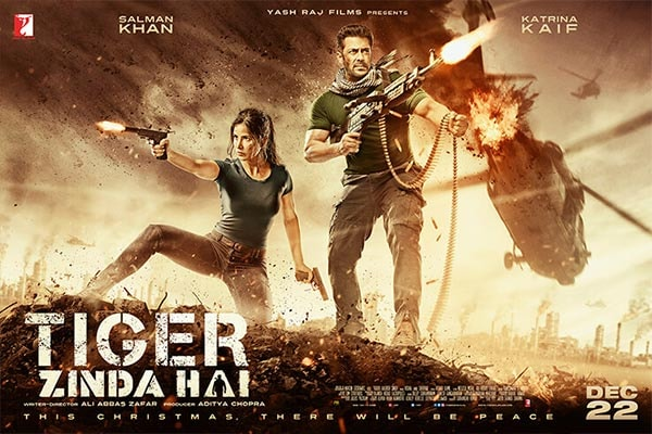 Tiger Zinda Hai Movie Ticket Booking Offers: Tiger Zinda Hai Cast, Reviews, Songs And Trailer