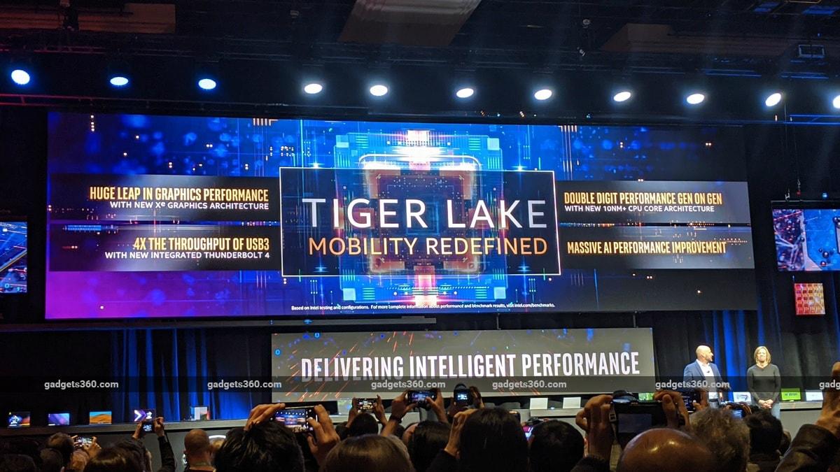 Intel at CES 2020: 'Tiger Lake' 10nm CPU, DG1 Discrete GPU, Project Athena Chromebooks Demonstrated