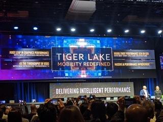 Intel Demonstrates 'Tiger Lake' 10nm CPU, DG1 Discrete GPU, and More at CES 2020