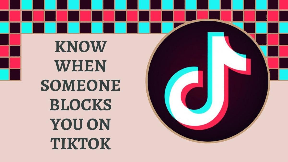 TikTok पर किसी को ब्लॉक और अनब्लॉक करने का तरीका