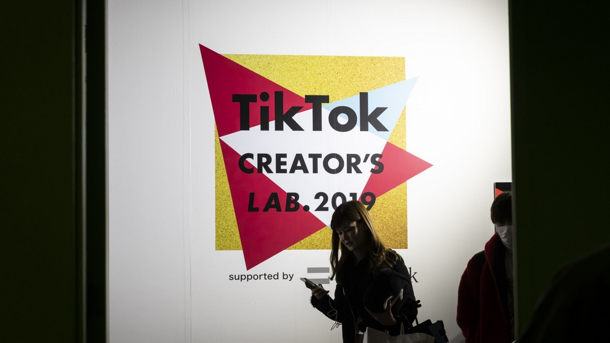 TikTok Said to Revamp US Lobbying Efforts as Washington Targets Chinese Ownership