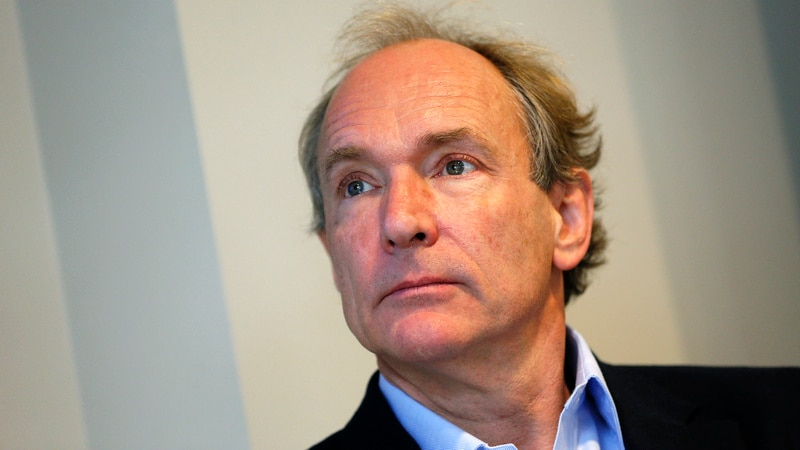 Father of Web, Tim Berners-Lee, Says Tech Giants May Have to Be Split Up