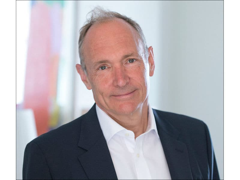 Tim Berners-Lee, Inventor of the World Wide Web, Wins A.M. Turing Award